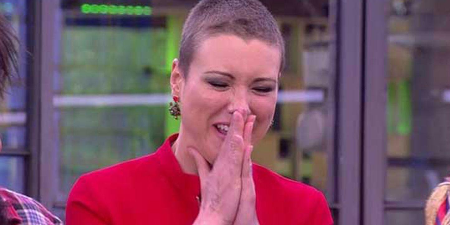 María Jesús Ruiz llora en GH DÚO