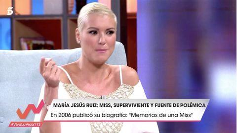 María Jesús Ruiz Confirma Lo Que Nunca Imaginamos Sobre Julio Ruz En