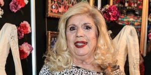 María Jiménez ha sidooperada de urgencia por un problema en el aparato digestivo.