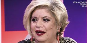 María Jiménez primeras declaraciones tras al alta del hospital