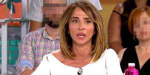 María Patiño habla de la situación de Chelo García Cortés al volver de Supervivientes