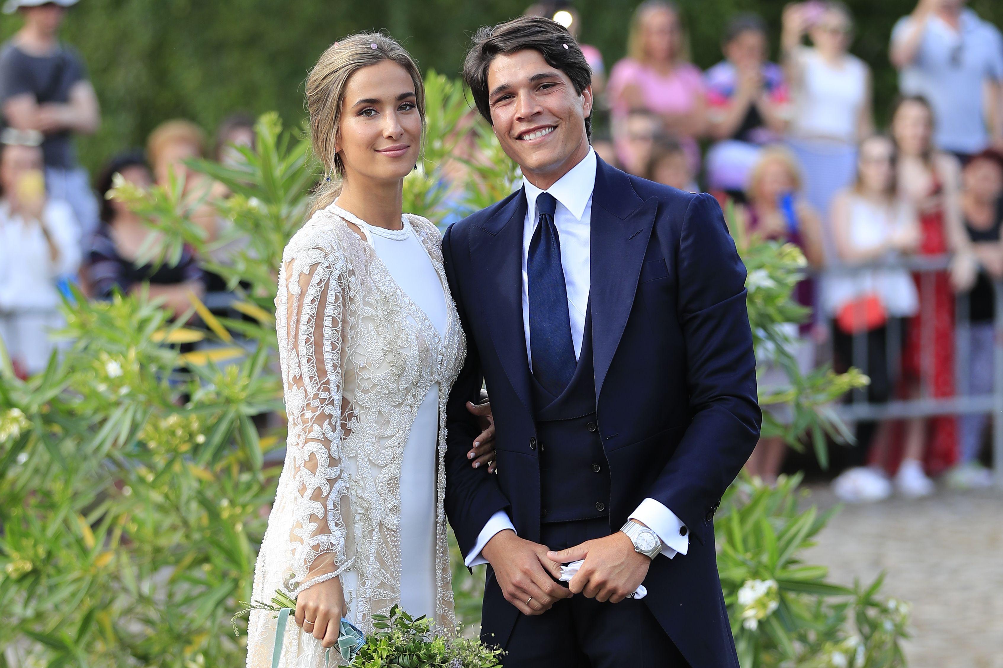 'Ctycn wedding': Así fue el segundo vestido de María Pombo y la fiesta nupcial