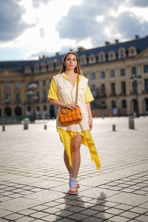 giallo colore moda primavera estate 2021