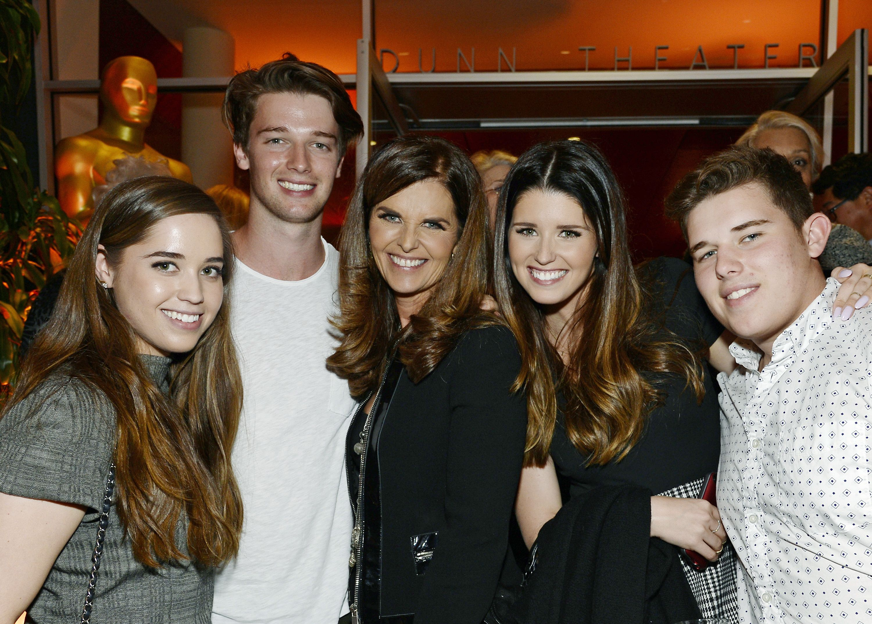 How Maria Shriver Keeps a Tight Bond With Her Four Children With Ex Arnold Schwarzenegger