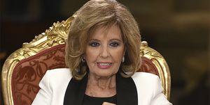 Famosas por el Día de la Mujer: María Teresa Campos
