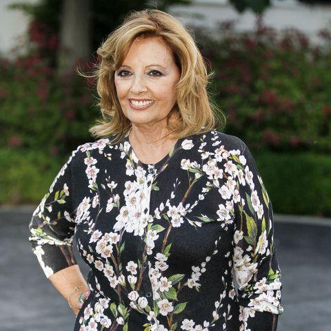 Maria Teresa Campos Celebrates Her 74th Birthday
