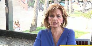 María Teresa Campos sálvame