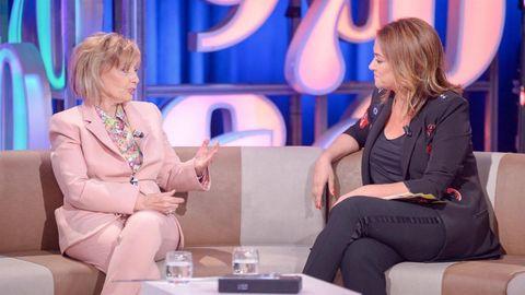 El reencuentro entre María Teresa Campos y Toñi Moreno
