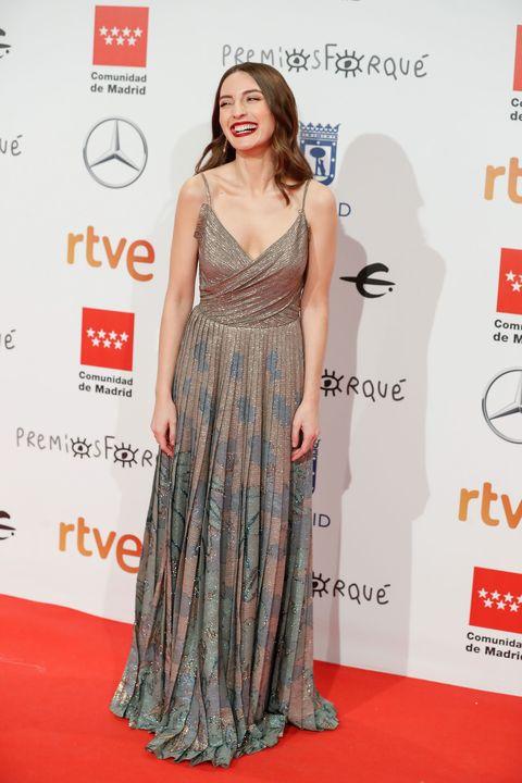 María Valverde en los Premios Forqué 2020
