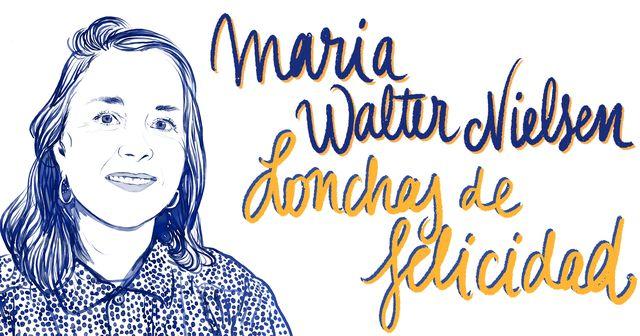 la diseñadora y artista maria walter nielsen