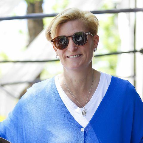 María Zurita celebra el primer cumpleaños de su hijo Carlos