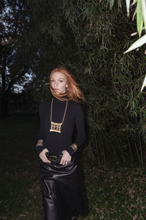 mariacarla-boscono-moda-2019-bottega-veneta