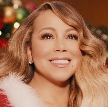 Hair, Blond, Beauty, Eyebrow, Christmas, Lip, Hairstyle, Chin, Smile, Christmas eve,