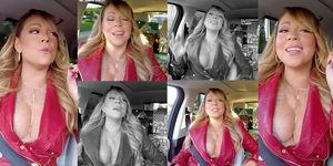 mariah carey carpool