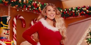 Mariah Carey's nieuwe clip All I Want For Christmas