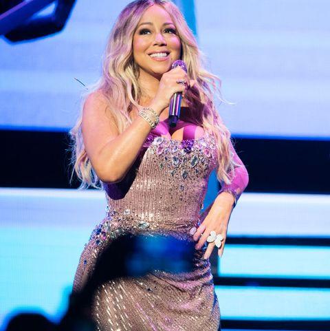 Mariah Carey Performs At Royal Albert Hall In London
