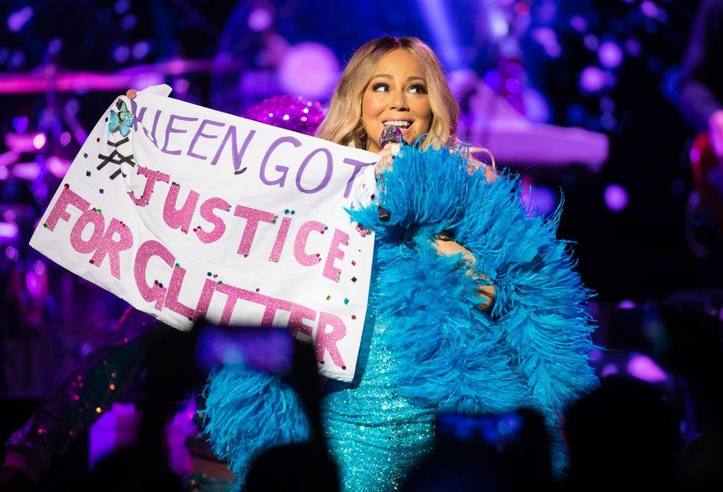 Mariah Carey #JusticeForGlitter