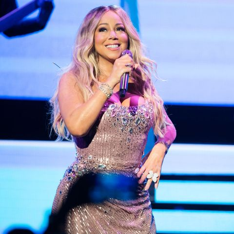 Mariah Carey Performs At Royal Albert Hall In London