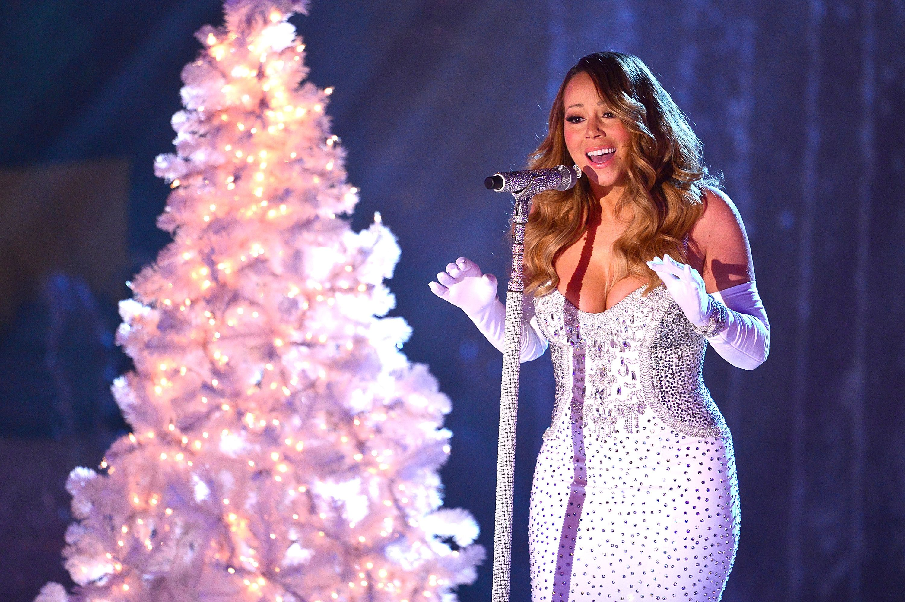 "Mariah Carey Shares the Surprising Inspiration Behind ""All I Want For Christmas Is You"""
