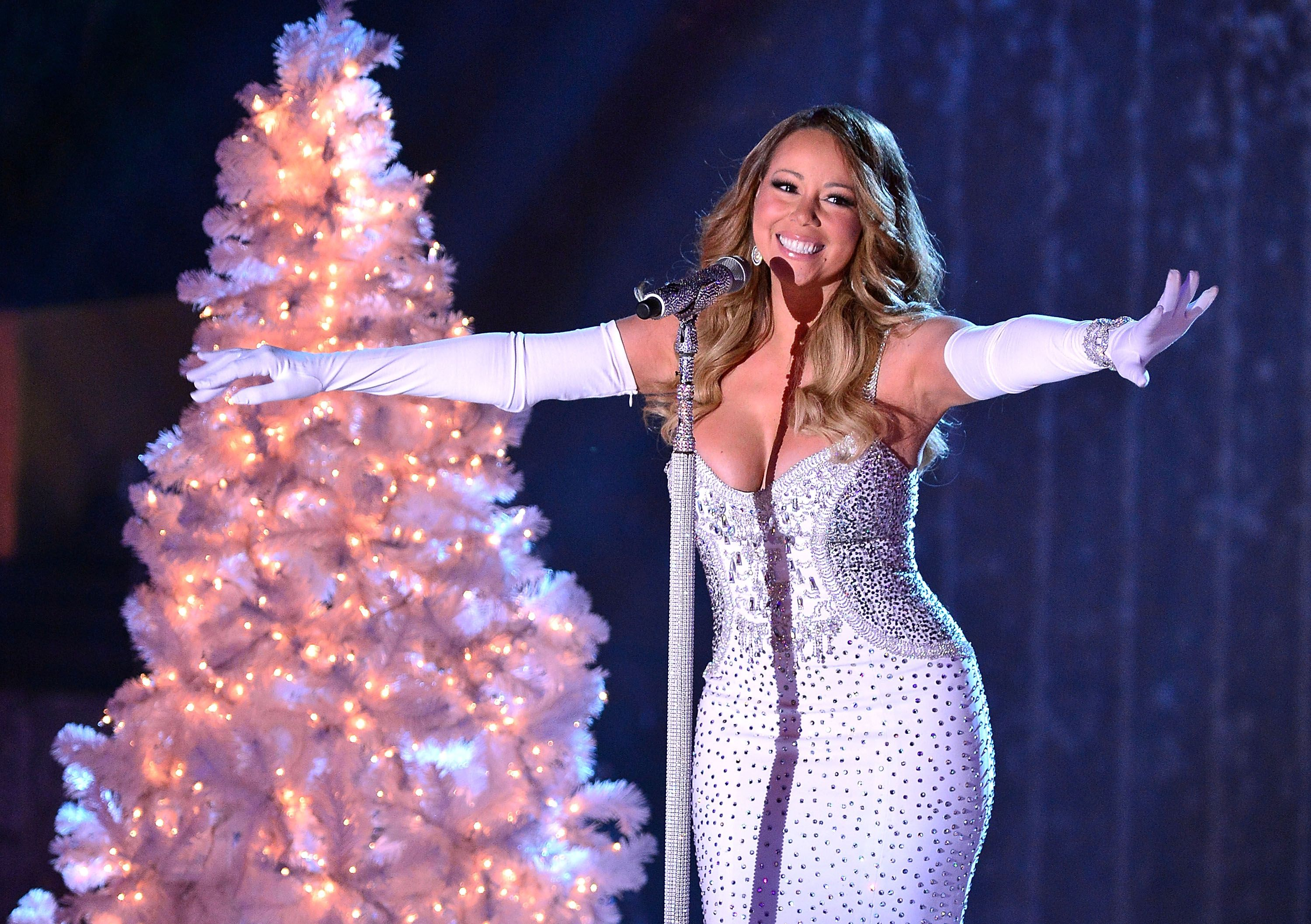 Mariah Carey All I Want For Christmas.14 Things You Didn T Know About Mariah Carey S Iconic All I Want For Christmas Is You