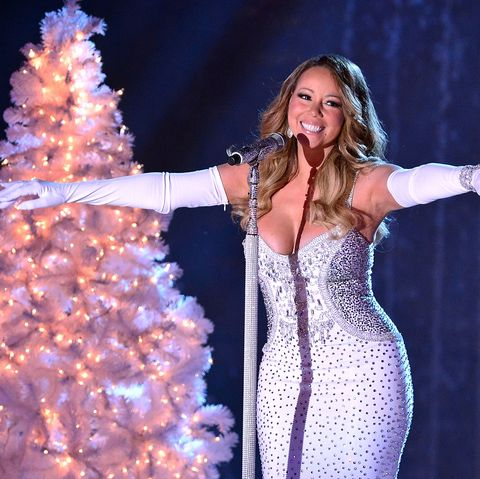Mariah Carey Christmas Song.14 Things You Didn T Know About Mariah Carey S Iconic All I Want For Christmas Is You