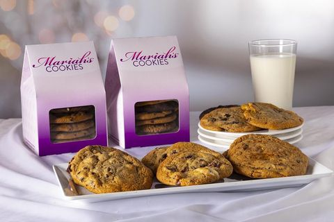 Mariah Carey Created A Line Of Cookies That Can Be Delivered For The  Holidays