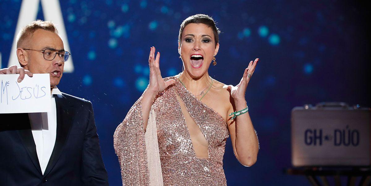 María Jesús Ruiz, ganadora de 'GH DÚO'