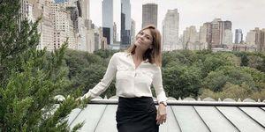María José Suárez Nueva York