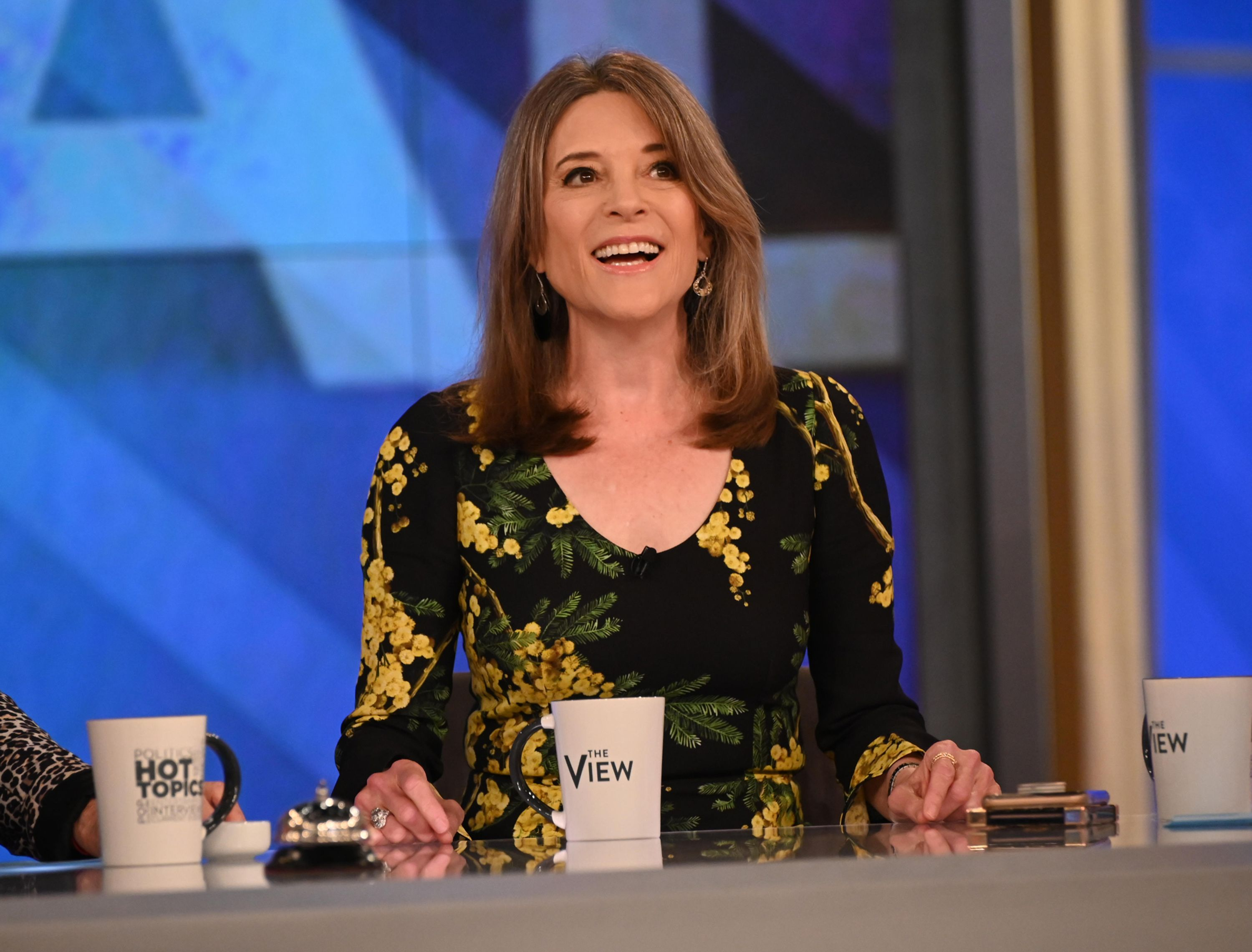 Marianne Williamson Could Be America's First Single President in More Than 100 Years