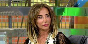 María Patiño confiesa que tiene un admirador secreto