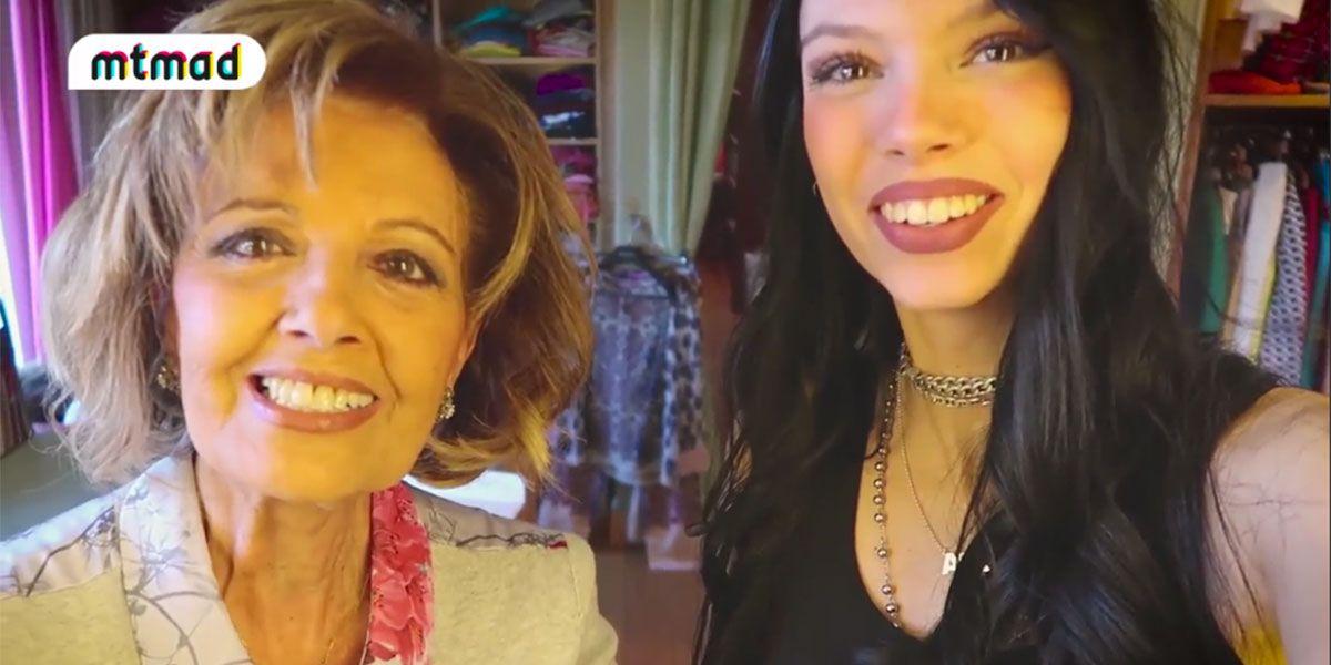 Alejandra Rubio ya sabe qué quiere heredar de su abuela, María Teresa Campos