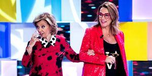 María Teresa Campos saca armario Toñi Moreno