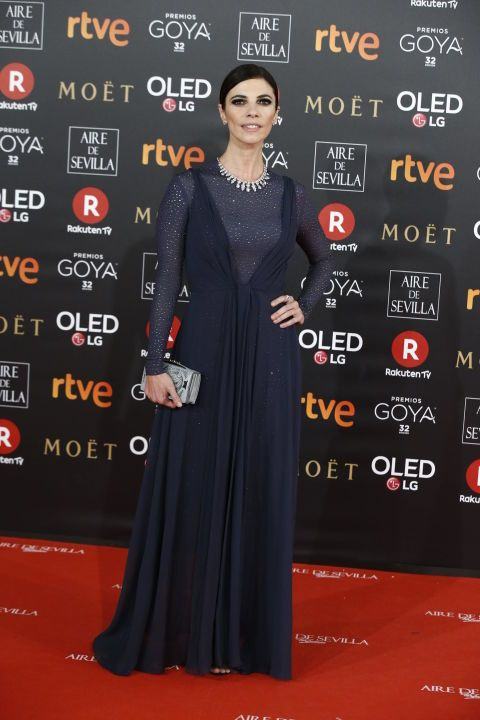 premios Goya 2018 alfombra roja