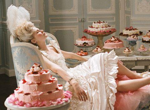 Marie Antoinette - Solo Cake