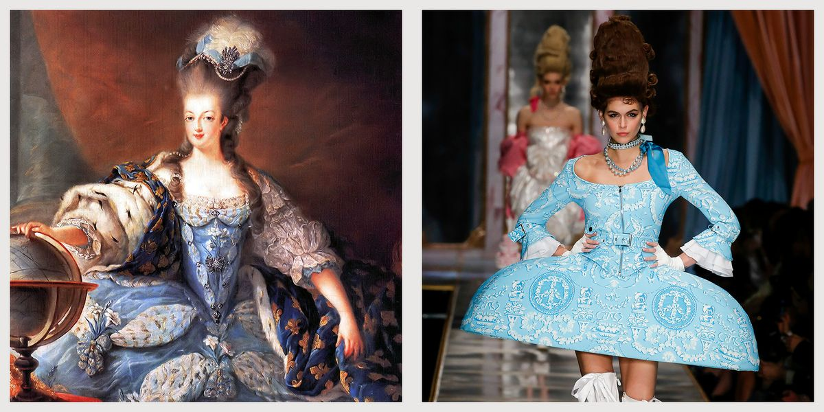 Why Marie Antoinette Still Reigns Over Fashion