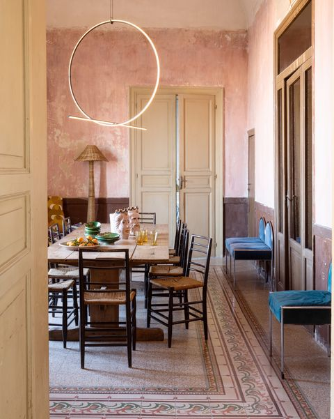palazzo cirillo renovation by marie olsson nylander dining room