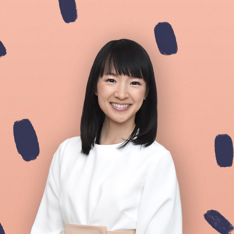 A Pro Organizer Has Accused Marie Kondo of Stealing Her Method