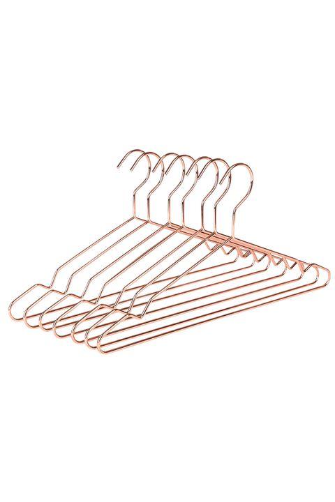 copper hangers