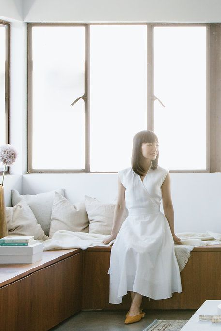 How To Organise Your Home In 2019, According To Marie Kondo