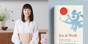 Joy at Work, el nuevo libro de Marie Kondo
