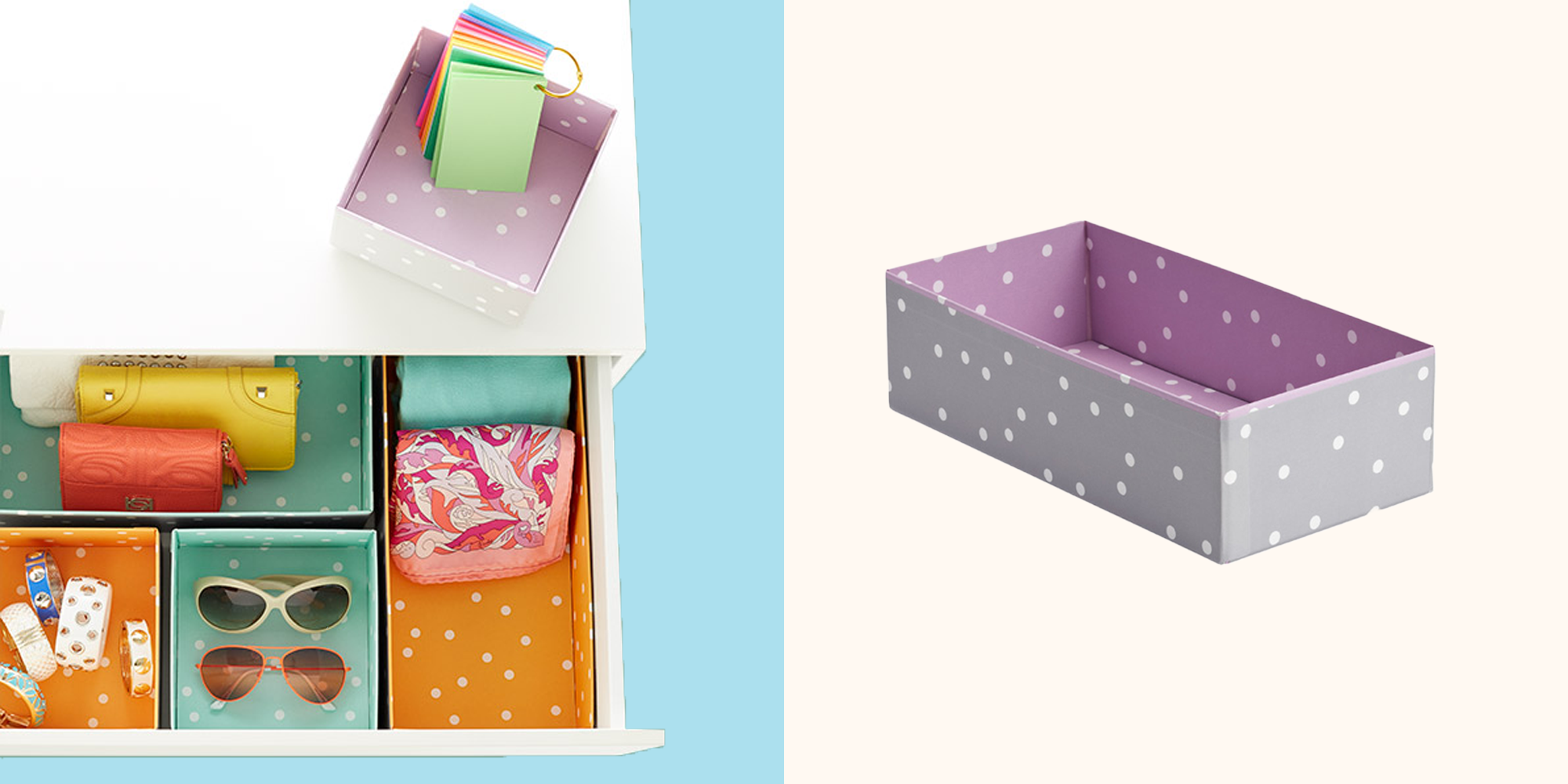 Marie Kondo's Favorite Storage Boxes