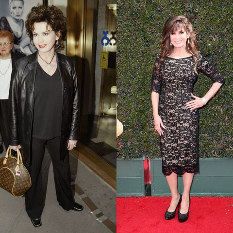 40 Celebrity Weight Loss Transformations With Before After Photos