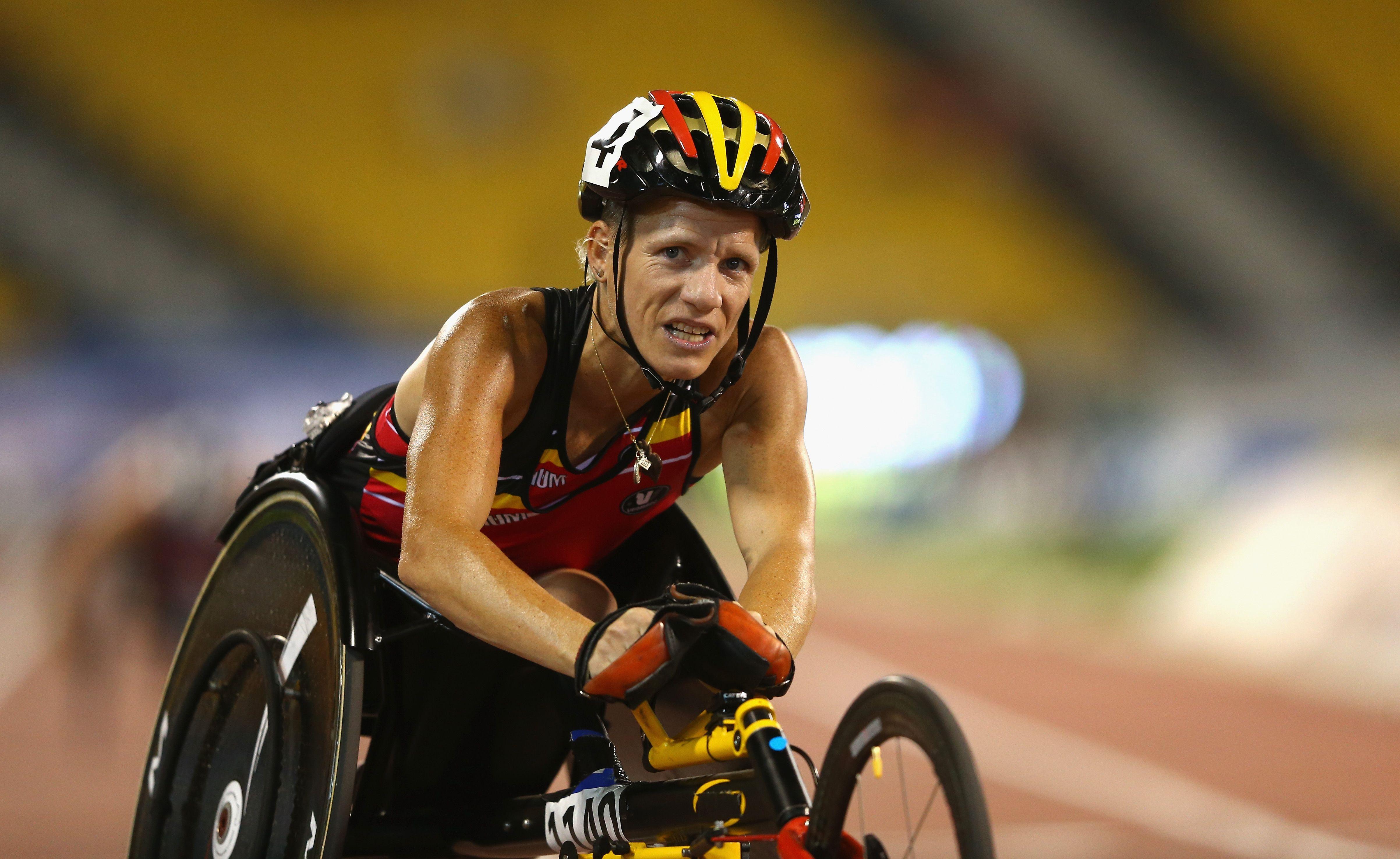 Belgian Paralympian Marieke Vervoort, 40, Dies By Euthanasia