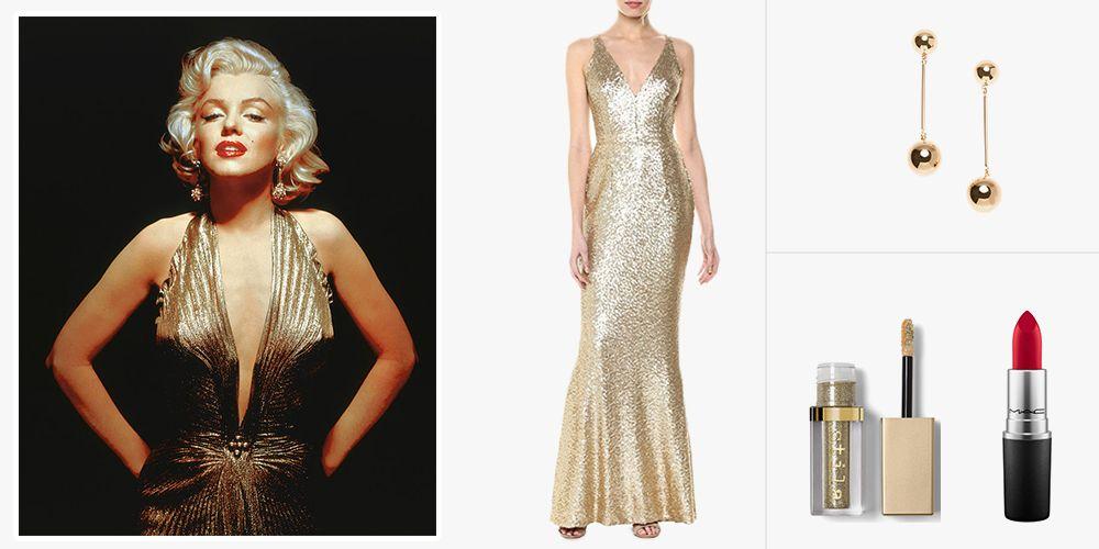 Gentlemen Prefer Blondes  Marilyn Monroe costume  sc 1 st  BestProducts.com & 7 Best Marilyn Monroe Costumes for 2018 - DIY Marilyn Monroe ...