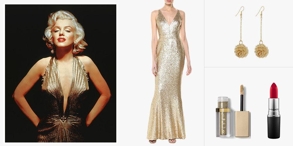 Homemade Hollywood Dresses