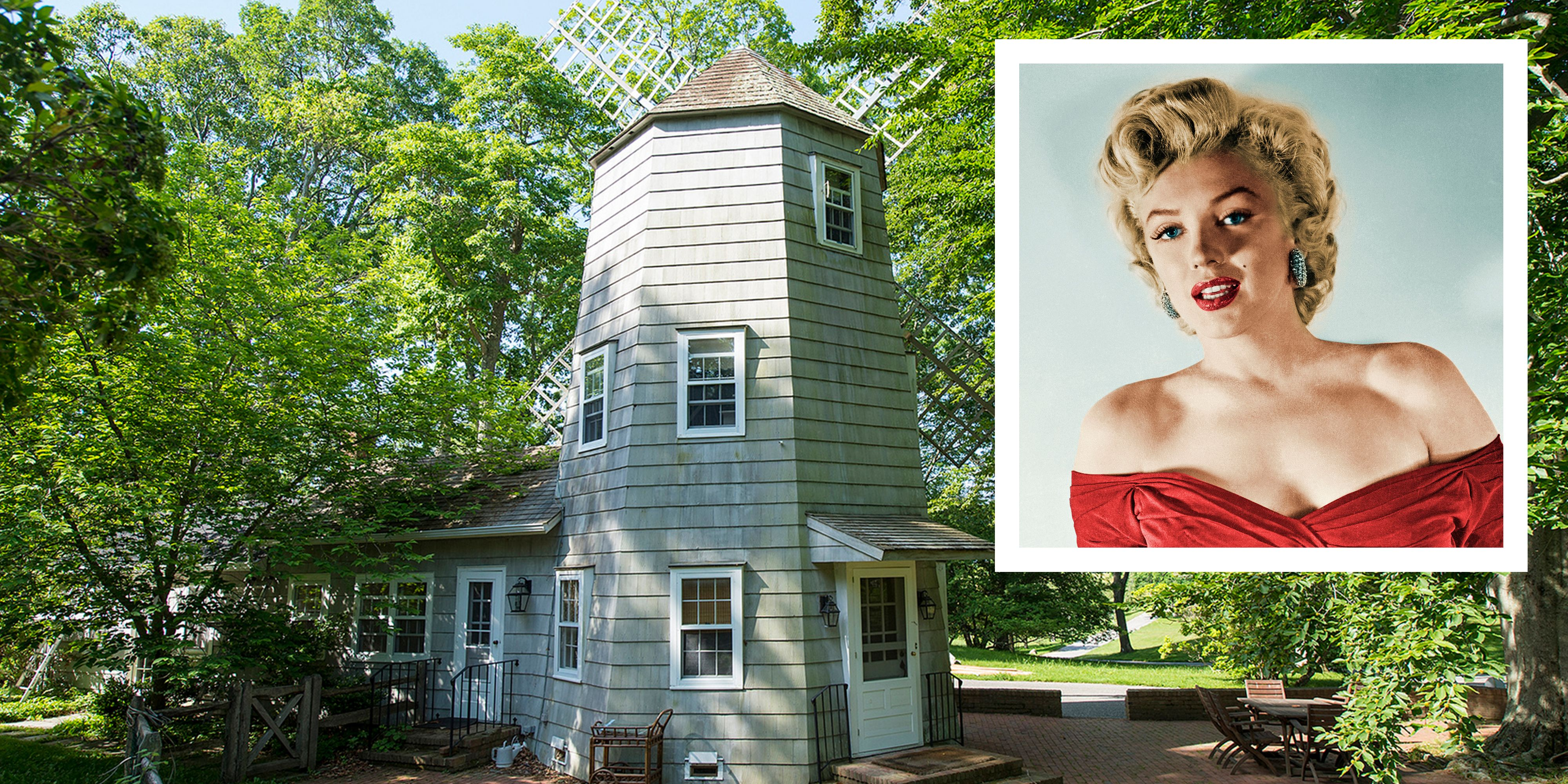 In New York, you can rent apartments Marilyn Monroe