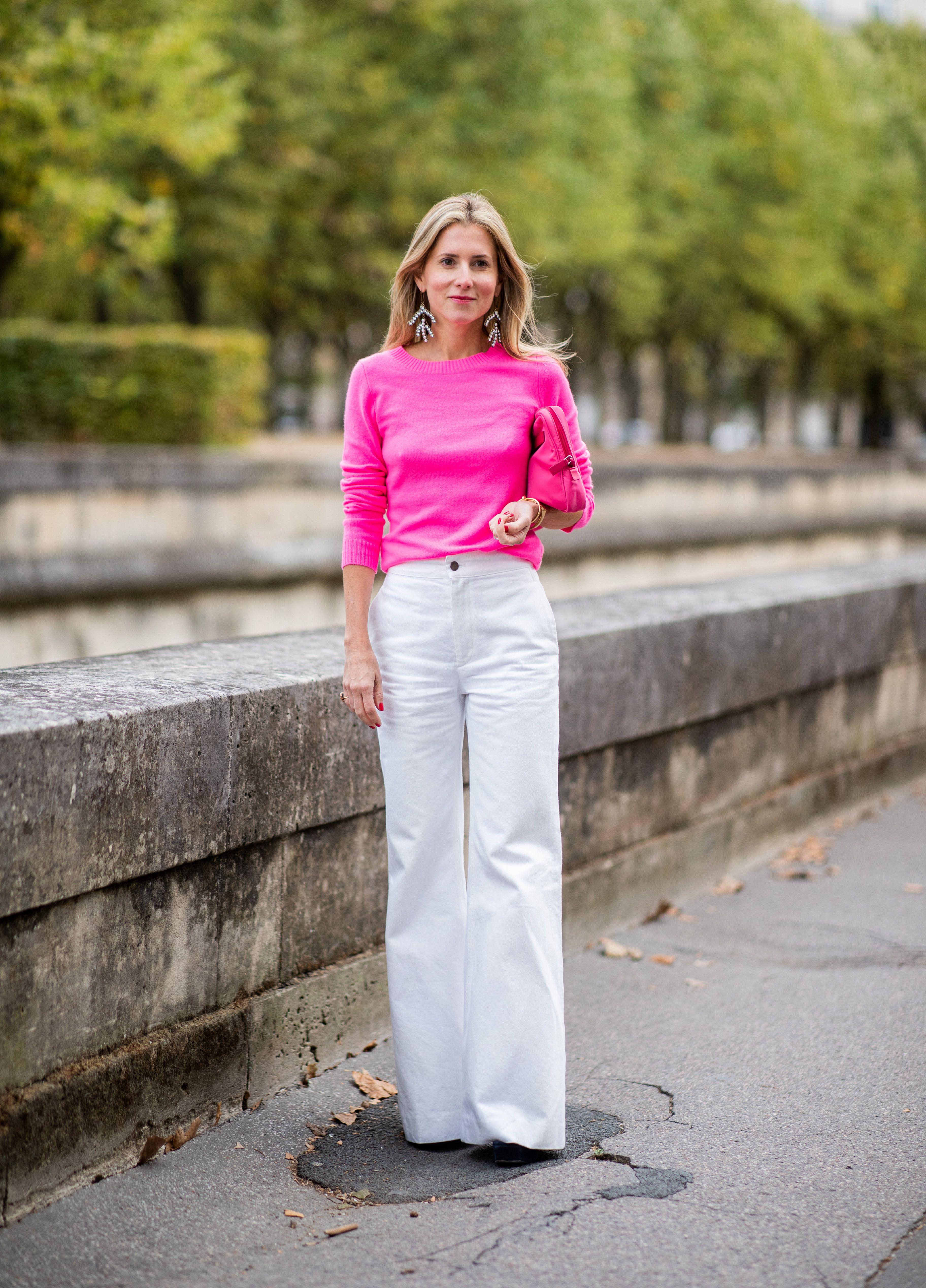 35 Looks En Looks Pantalones Looks Blancos En 35 En Blancos 35 Pantalones 7q1nwRz5