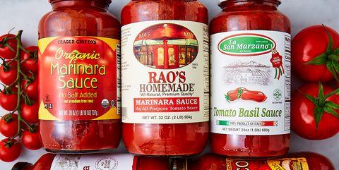 Best Pasta Sauce Brands - Delish.com