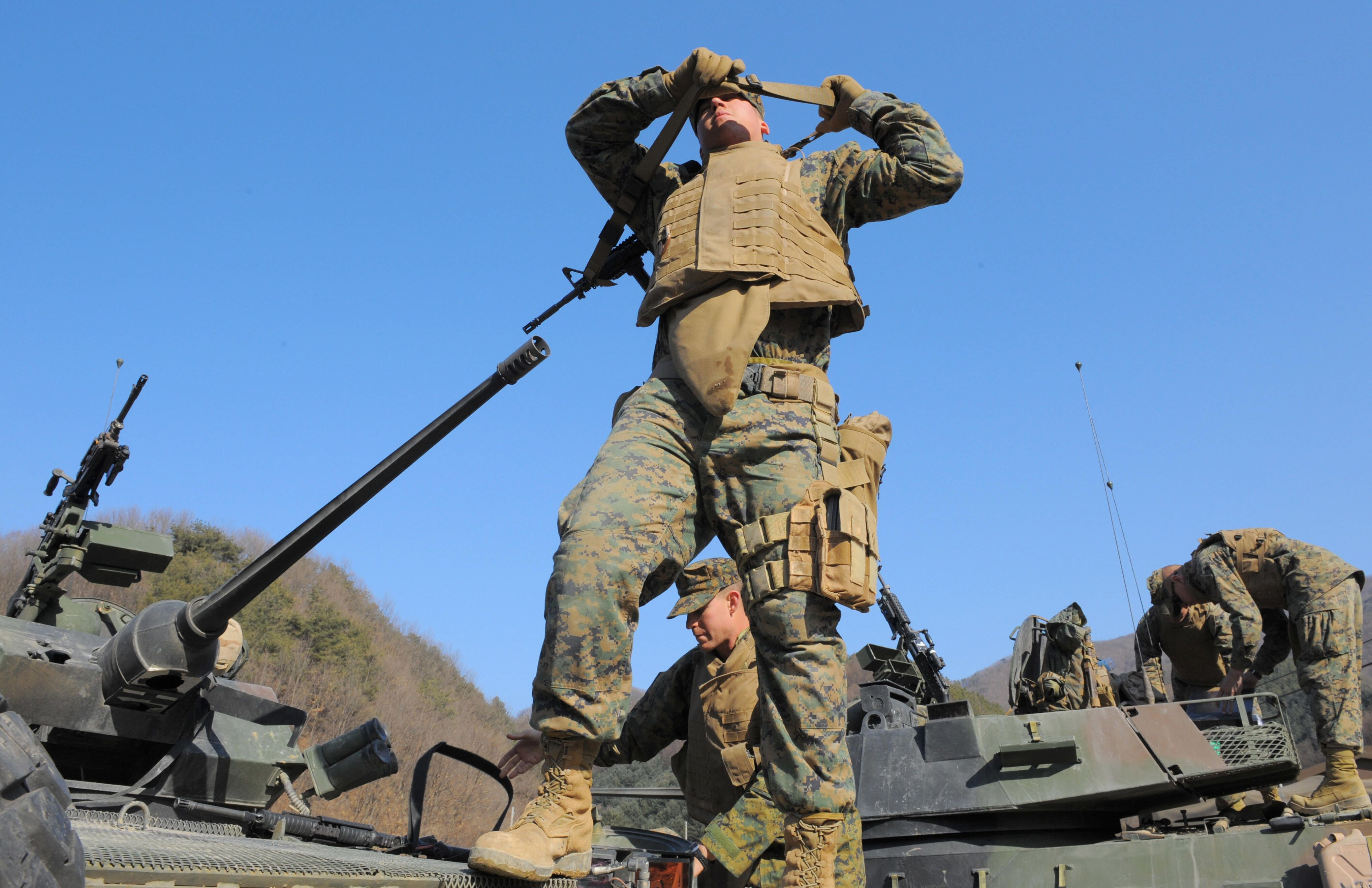 The Overloaded Soldier: Why U S  Infantry Now Carry More Weight Than