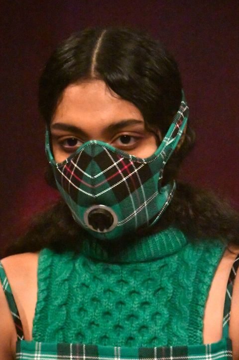 Masks At Fashion Week Fall/Winter 2019–Mask Moments On The Fall